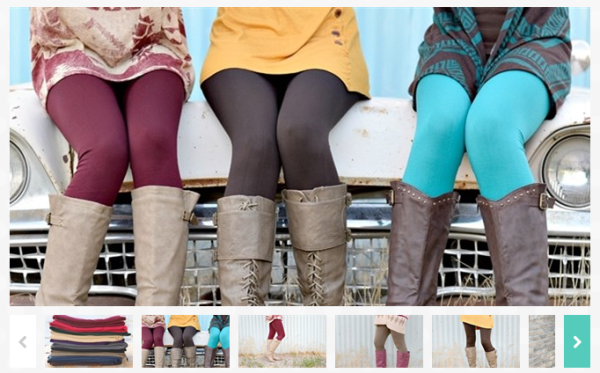 Curvey Fleece Lined Leggings Only $9.98 SHIPPED (Reg. $19.99+)!