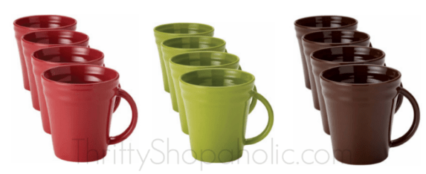 Rachael Ray Double Ridge Mugs On Clearance $9 + FREE Store Pick Up (Reg. $19.96)!