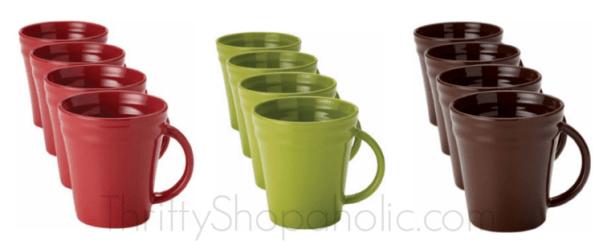 Rachael Ray Double Ridge Mugs On Clearance $9 + FREE Store Pick Up (Reg. $19.96)!