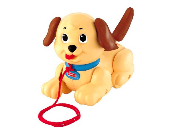 Fisher-Price Brilliant Basics Lil Snoopy Only $8.88 + FREE Shipping Available!
