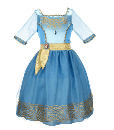 Disney 'Brave' Princess Merida Ball Costume Only $11.89 + FREE Prime Shipping (Reg. $21.99)!