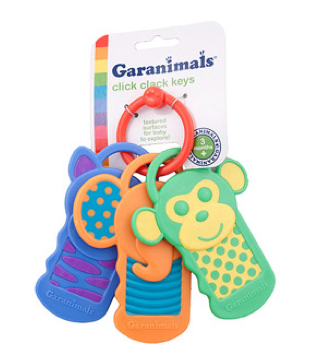 Garanimals Click Clack Keys Only $2 + FREE Store Pick Up!
