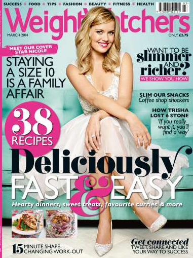 Weight Watchers Magazine Only $3.28 A Year!