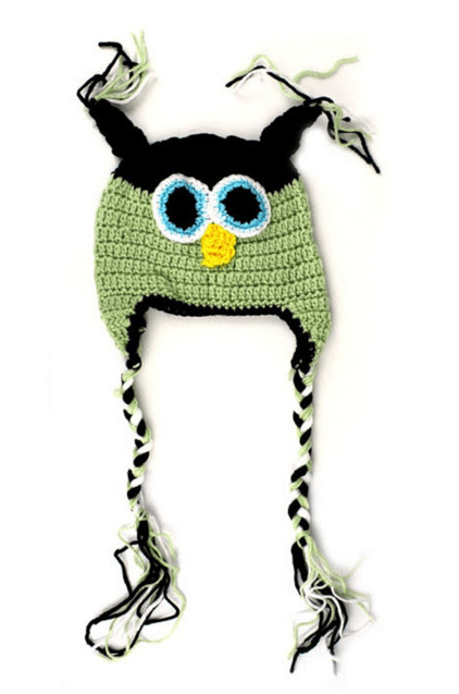Cute Infant & Toddler Crocheted Owl Hat Only $4.56 + FREE Shipping!