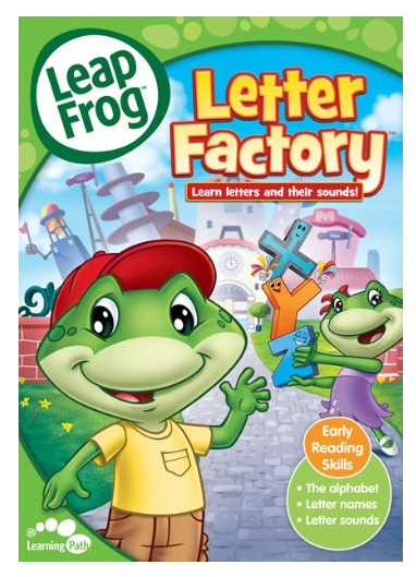 LeapFrog Learning DVDs Up To 67% OFF - As Low As $5 + FREE Prime Shipping!
