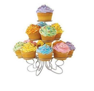 13 Cupcake Multi-Tiered Metal Dessert and Cupcake Stand $4.95 + FREE Prime Shipping (Reg. $14.95)!