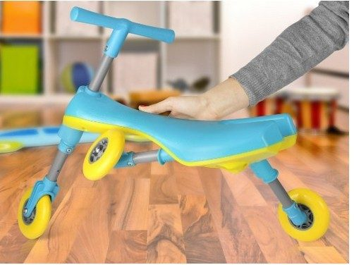 Fly Bike® Foldable Indoor/Outdoor Toddlers Glide Tricycles $39.99 + FREE shipping (Reg. $100)!