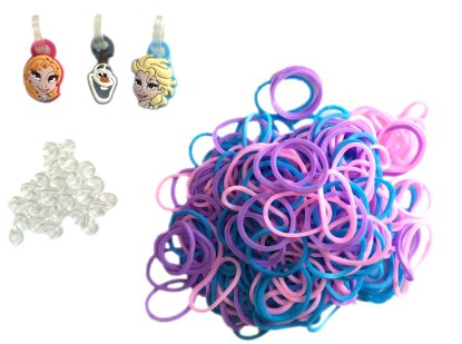 Disney's Frozen Loom Band Kit With Charms
