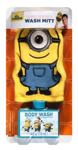 Minions Banana Scented Bath Gift Set Just $2.50! Down From $4.88!