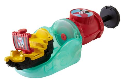 Fisher-Price Jake and The Neverland Pirates Splash 'N Go Bath Boat Just $5.69! Down From $9.97!