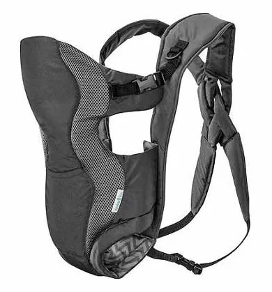 Evenflo Breathable Carrier, Gray Chevron Just $15.88! Down From $29.99!