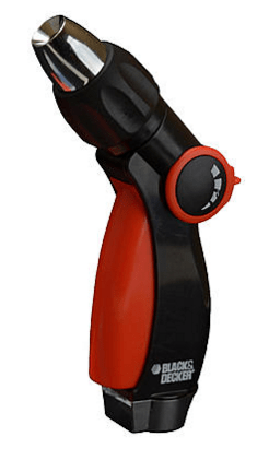 Black & Decker 3-Way Adjustable Trigger Nozzle Only $2.99! Down From Up To $11.99!