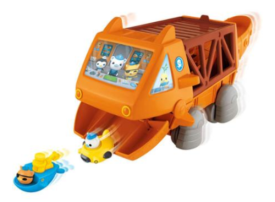 Octonauts Gup-G Mobile Speeders Launcher Just $13.04! Down From $23.70!