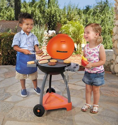 Little Tikes Sizzle 'n Serve Grill Only $18.19! Down From $34.99!