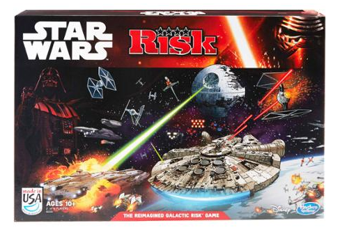 Risk: Star Wars Edition Game Just $14.97! Down From $29.96!
