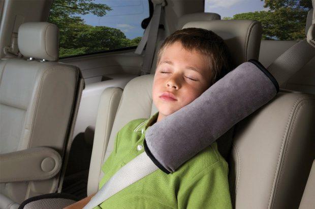 Seat Belt Headrest Support Pillow $3.70 Shipped!