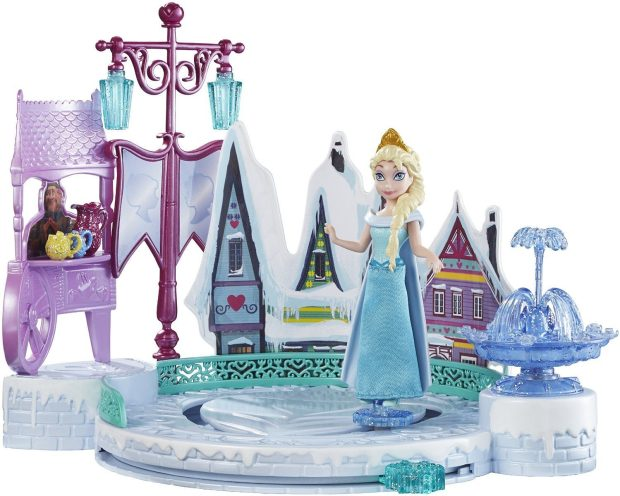 Disney Frozen Elsa's Ice Skating Rink Playset Just $10.50!  (Reg. $20)