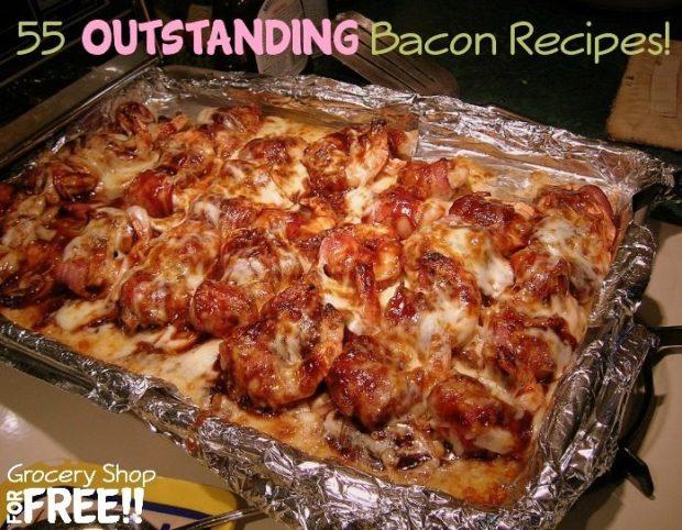 55 Outstanding Bacon Recipes!