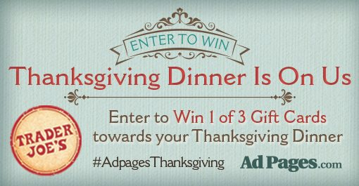 #Adpages Thanksgiving