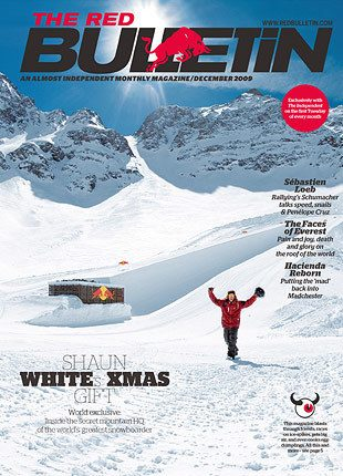 FREE Subscription to Red Bulletin!