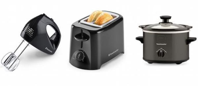 Small Appliances Only $2.74! Down From $29.99!