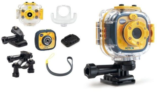 VTech Kidizoom Action Cam Just $44.96 Down From $59.99!  FREE Shipping!