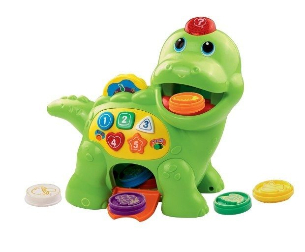 VTech Chomp and Count Dino Toy $12.55 + FREE Shipping with Prime! (best price)