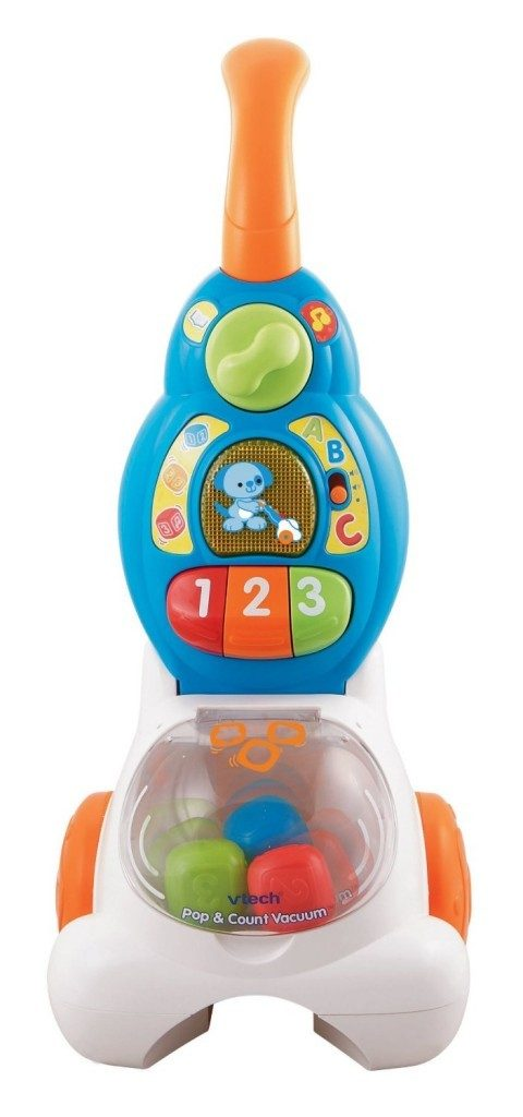 VTech Pop and Count Vacuum Push Toy Just $12.99! (lowest price)