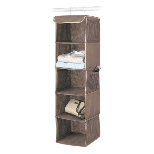Whitmor Hanging Accessory Shelves Just $9.87!