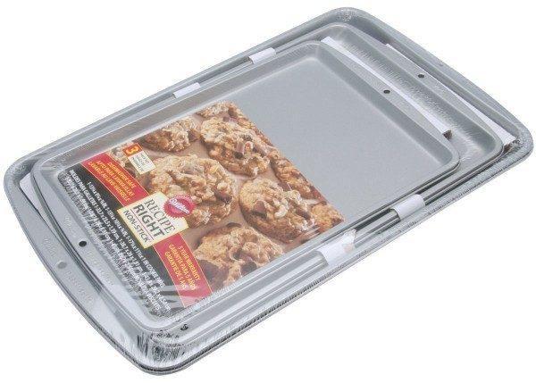 Wilton Recipe Right 3 Piece Cookie Pan Set Just $9.99!
