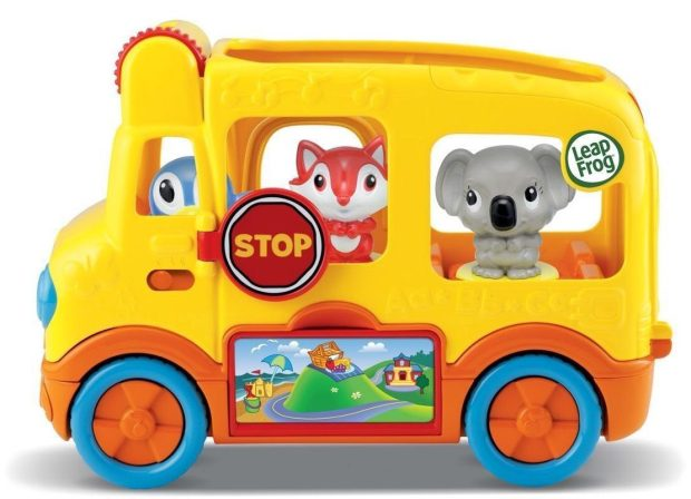 LeapFrog Learning Friends Adventure Bus Just $6.55! (Reg. $20!)
