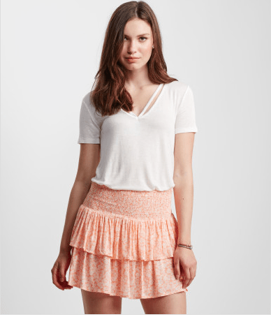Online Exclusive Sale - Skirt & Top Less Than $12 At Aero!