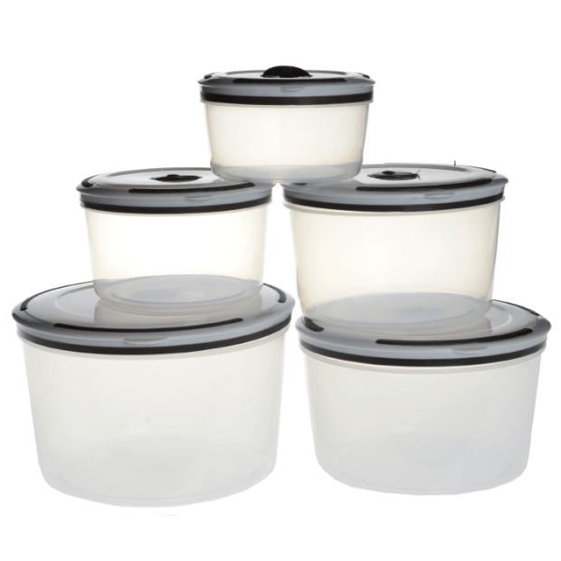 Airtight Storage Containers With Lids 10 Pcs Only $9.99 Plus FREE Shipping!