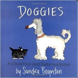 Doggies - A Sandra Boynton Board Book Just $3.30!