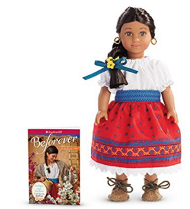 Josefina Mini Doll And Book Paperback Just $15 Down From $25!