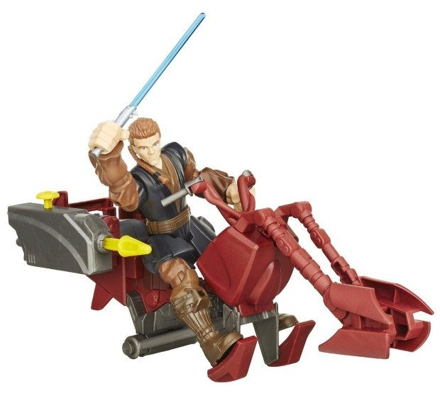 Star Wars Hero Mashers Jedi Speeder & Anakin Skywalker Just $5.65! (Reg. $22)
