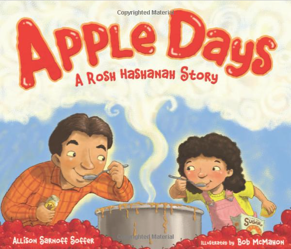 Apple Days: A Rosh Hashanah Story Only $6.31!