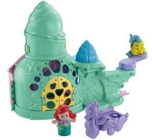 Disney Princess Ariel and Flounder Playset Only $15! (reg. $29.99)