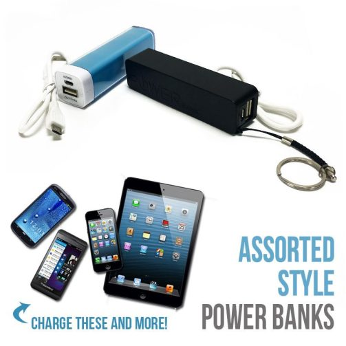 Rechargeable Cell Phone Power Bank Just $1.99! Down From $10!