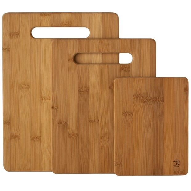 Totally Bamboo 3 Pc Cutting Board Set Only $11.42!