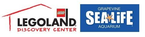 LEGOLAND® Discovery Center Dallas /Fort Worth & SEA LIFE Grapevine Aquarium Home School & Toddler Days!