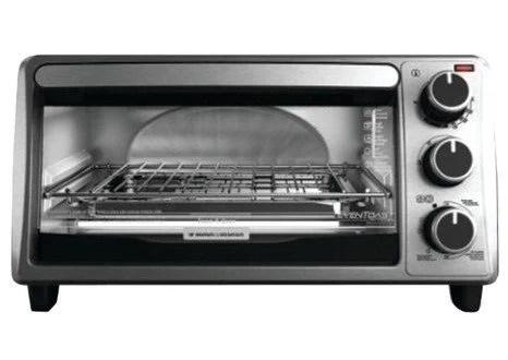 Black & Decker 4-Slice Toaster Oven Only $29.92!