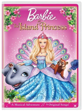 Barbie As The Island Princess Just $5 Down From $10!