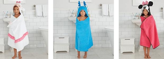 Disney Bath Wraps Only $8.50!