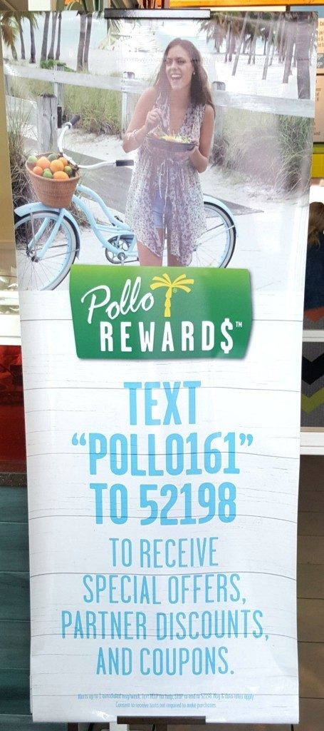 My Trip To Pollo Tropical PLUS A Giveaway!
