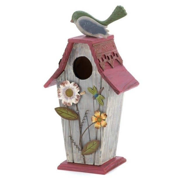 Country Cottage Bird House Just $13.82! (Reg. $20)