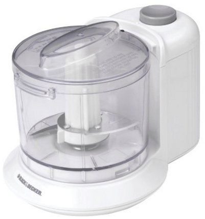 Black & Decker HC306 1-1/2-Cup One-Touch Electric Chopper Just $13.50!  Down From $68.65!
