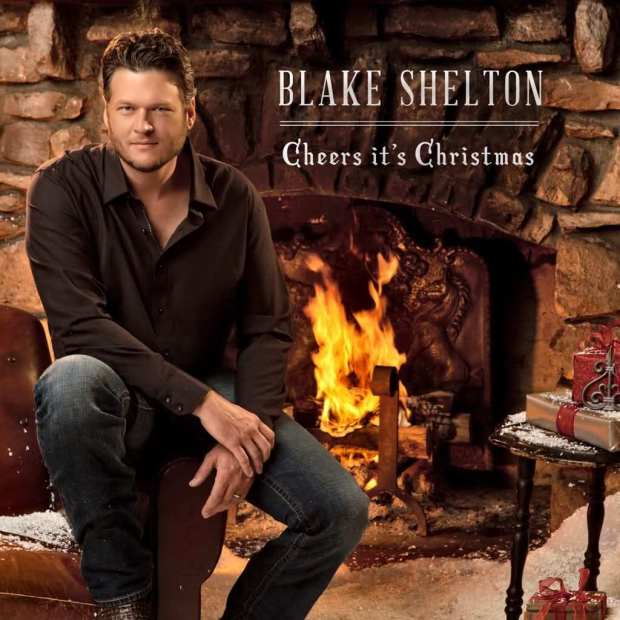 FREE Blake Shelton Cheers It's Christmas MP3 Album Download From Google Play!