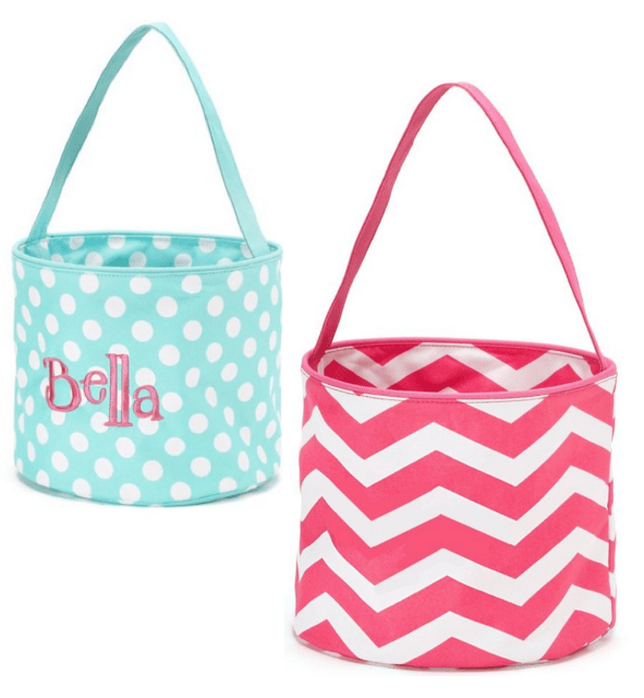 Personalized Fabric Tote Just $14.95! Ships FREE!