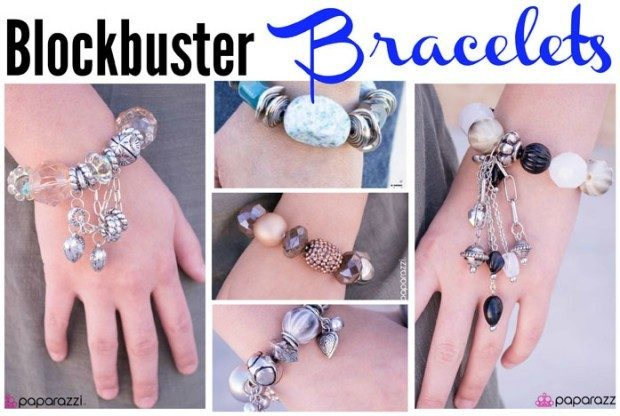 Blockbuster Bracelets for $5!